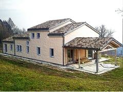 Casa in legnoSISTEMA XLAM - GALLOPPINI LEGNAMI