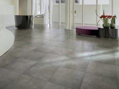 - Porcelain stoneware flooring with stone effect NORDIK - Ceramiche Refin