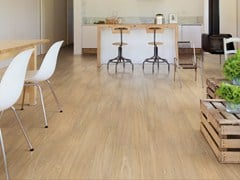 - Porcelain stoneware flooring with wood effect TRAIL - Ceramiche Refin