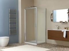 - Corner shower cabin LIVE F - MEGIUS