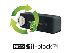 - Special system for acoustic correction ECO SIL-BLOCK® - SILTE
