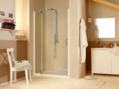 - Niche shower cabin with hinged door MUST P - MEGIUS
