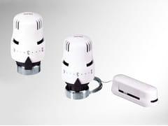 Valvole e accessori per corpi scaldanti200 | Comandi termostatici - CALEFFI
