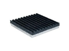 - Rubber sound insulation panel DAMPWALL AR - PROJECT FOR BUILDING