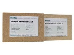 - Wood fibre thermal insulation panel NORDTEX NATUR - NORDTEX