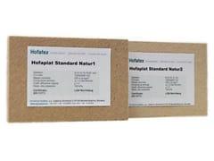 - Wood fibre thermal insulation panel NORDTEX NATUR - NORDTEX