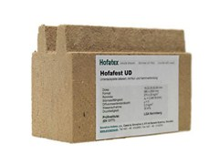 - Wood fibre thermal insulation panel NORDTEX UD - NORDTEX