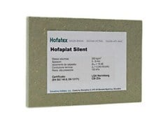 - Wood fibre thermal insulation panel HOFATEX® SILENT - NORDTEX