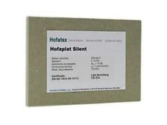 - Wood fibre thermal insulation panel HOFATEX® SILENT - NORDTEX