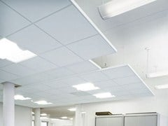 Pannelli per controsoffitto fonoassorbentePERLA OP - ARMSTRONG BUILDING PRODUCTS