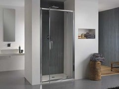 - Niche glass shower cabin with tray MORELIVE® - MEGIUS