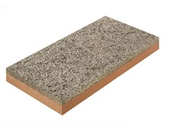 - Natural insulating felt and panel for sustainable building CELENIT F2 - CELENIT