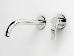 - 2 hole wall-mounted washbasin mixer AL/23 | 2 hole washbasin mixer - ABOUTWATER