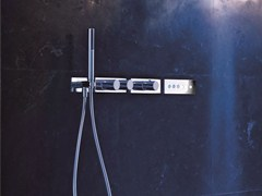 - Electronic thermostatic shower mixer ACQUA ZONE DREAM | Thermostatic shower mixer - Fantini Rubinetti
