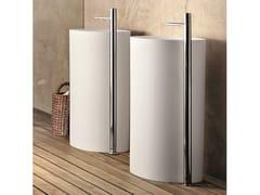 - Floor standing washbasin mixer without waste MILANO - 3336A/5036B - Fantini Rubinetti