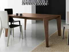 - Extending wooden table PULSE 175 | Extending table - ITALY DREAM DESIGN - Kallisté