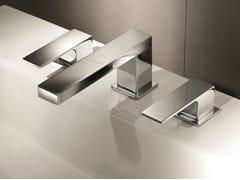 - 3 hole countertop washbasin tap MINT | 3 hole washbasin tap - Fantini Rubinetti