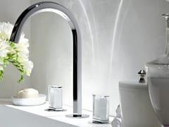 - 3 hole countertop washbasin tap VENEZIA | Countertop washbasin tap - Fantini Rubinetti