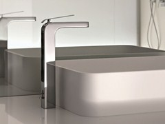 - Countertop 1 hole washbasin mixer DOLCE | Countertop washbasin mixer - Fantini Rubinetti