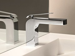 - Countertop 1 hole washbasin mixer DOLCE | Chrome-plated washbasin mixer - Fantini Rubinetti