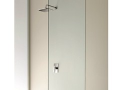- Shower mixer with overhead shower DOLCE | Shower mixer - Fantini Rubinetti