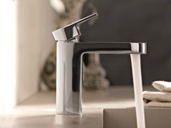 - Countertop 1 hole washbasin mixer MARE | Chrome-plated washbasin mixer - Fantini Rubinetti