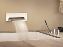- 3 hole bathtub set NOSTROMO - 6701A/6701B - 1667 - Fantini Rubinetti