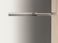 - Wall-mounted overhead shower with arm Wall-mounted overhead shower - Fantini Rubinetti