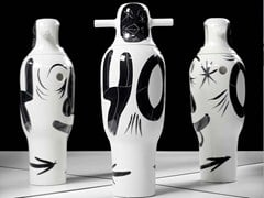 - Porcelain vase SHOWTIME | Porcelain vase - BD Barcelona Design