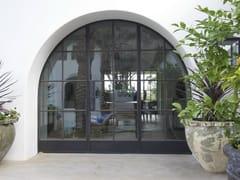 - Architectural bronze patio door BRONZO ARCHITETTONICO | Patio door - Mogs srl unipersonale