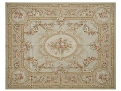 - Patterned rectangular wool rug FONTENAY - EDITION BOUGAINVILLE