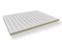 Pannello metallico coibentato per facciataMEC W - ITALPANNELLI