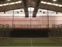 Sistema in Policarbonato alveolare per le finestre verticaliARCOPLUS® 324 | Sistema per facciata continua in policarbonato - DOTT.GALLINA
