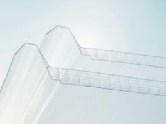 Lastra in policarbonatoAKRALUX Panel - AKRAPLAST  SISTEMI