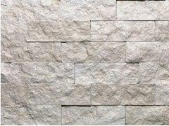 Revestimiento de pared de piedra natural BIANCO - B&B