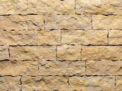 Revestimiento de pared de piedra natural GIALLO REALE LM - B&B