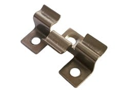 - Stainless steel Anchorage system Steel Clips - NOVOWOOD