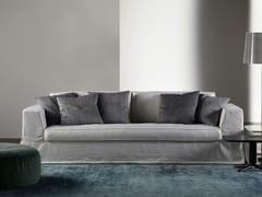 - Sofa with removable cover GUINN | Sofa - Meridiani