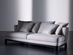 - Sofa with removable cover KEETON | Sofa - Meridiani