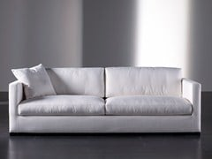 - Sofa bed with removable cover BELMON | Sofa bed - Meridiani