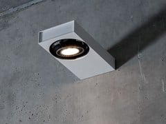 - Adjustable aluminium spotlight SISTEMA BRICK   Spotlight - Martinelli Luce
