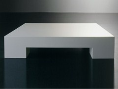 - Low square coffee table SUMO | Square coffee table - Meridiani