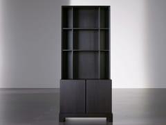 - Modular wooden bookcase DOUGLAS | Bookcase - Meridiani
