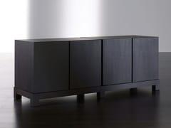 - Wooden sideboard with doors DOUGLAS   Sideboard - Meridiani