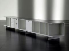 - Wooden sideboard with doors HARRIS | Sideboard - Meridiani