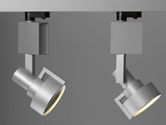 - Halogen adjustable aluminium spotlight SISTEMA R5 | Contemporary style spotlight - Martinelli Luce