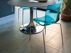 - Stackable plastic chair GEL-B - DOMITALIA