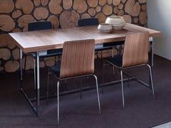 - Upholstered wooden chair JULIET - DOMITALIA