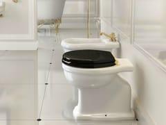 - Ceramic toilet 820 | Toilet - BLEU PROVENCE