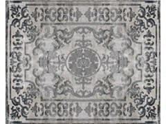 - Handmade silk rug POMPADOUR PEARL - EDITION BOUGAINVILLE